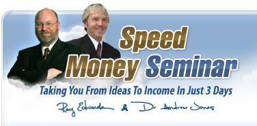 Speed Money Seminar