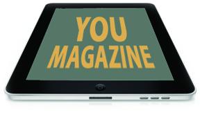 How iPad Opens The Door To You Magazine