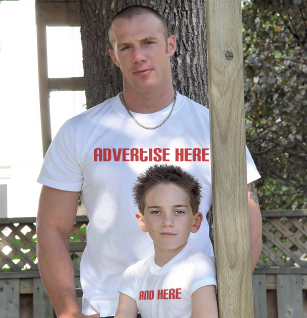 Printed t-shirts – the secret advertising weapon