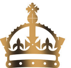 Gold Branding Crown