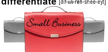 8 Ways to Differentiate your Small Business