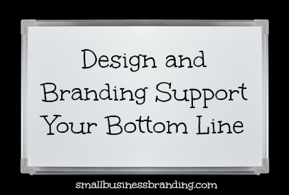 Design & Branding Support Your Bottom Line