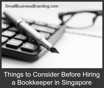 Bookkeeping Service Considerations Singapore