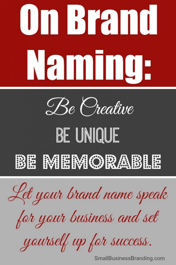 BrandNaming