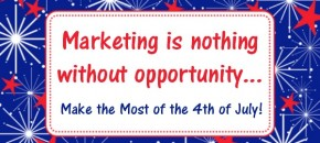 Capitalize on 4th of July
