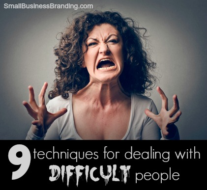 9 Steps for Dealing With a Difficult Customer