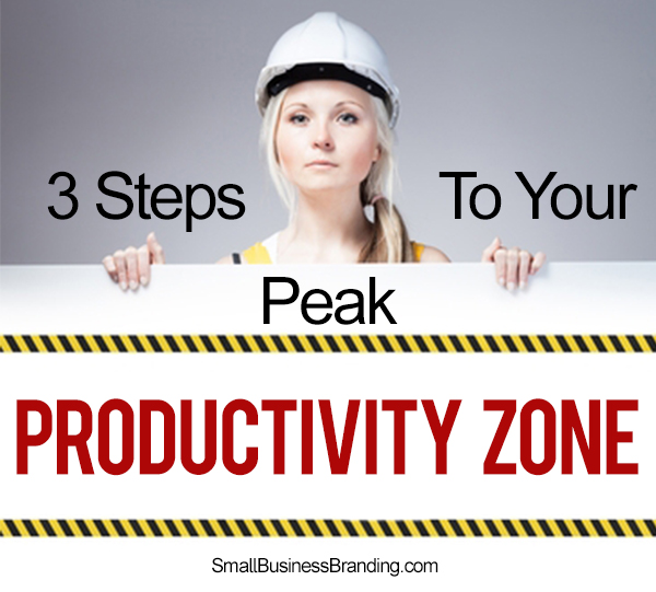 3 Steps to Finding Your Peak Productivity Zone-012815