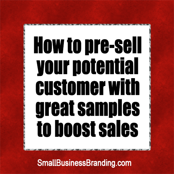 Why You Should Offer Free Samples