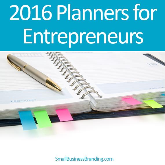 2016 Planners for Entrepreneurs