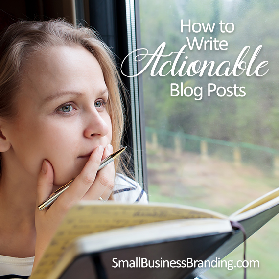 How to Write Actionable Blog Posts
