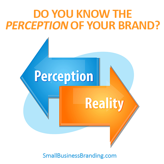 Do You Know The Perception of Your Brand