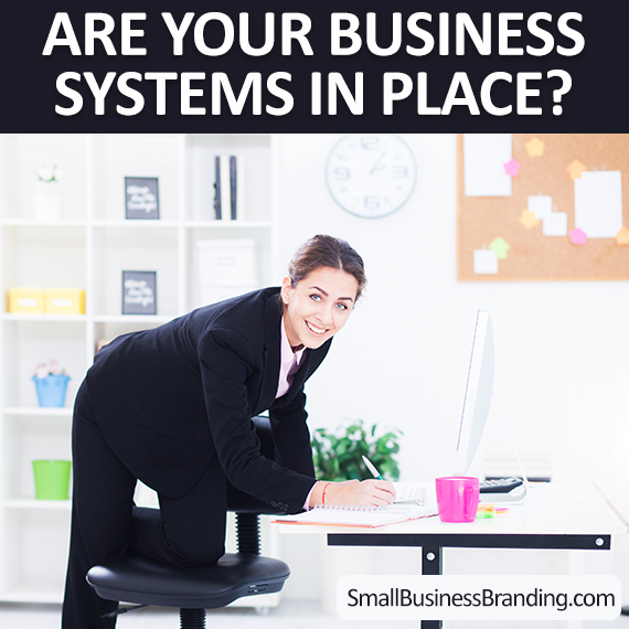 Are Your Business Systems in Place