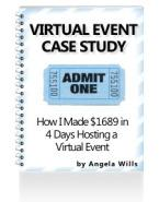 Virtual Event Help: Case Study Review