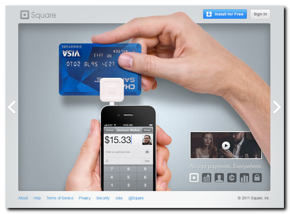 Accept Credit Cards On Your Phone or iPad