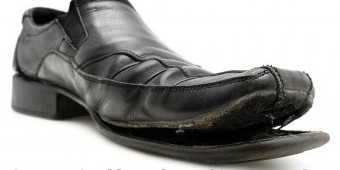 How Turning Your Brand Around Can Be Like A New Pair Of Shoes.