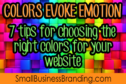 Colors Evoke Emotions