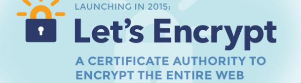 SSL Certificates For Free Beginning 2015